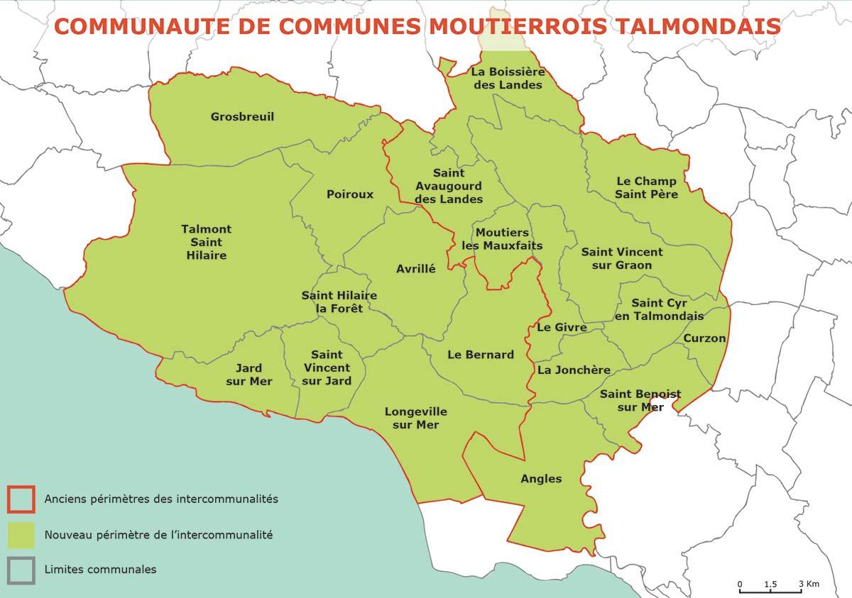 communauté de communes talmont moutierrois